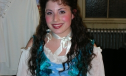 Zerlina in Don Giovanni, Boston University