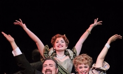 Sally in Die Fledermaus with Rachele Gilmore and David Ward, Opera New Jersey