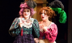 Clorinda in La Cenerentola, New York City Opera (education)
