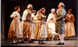 Barbarina in Le Nozze di Figaro with Kate Lindsey and Paulo Szot, Boston Lyric Opera