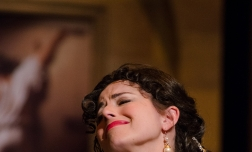 Contessa Almaviva in Le nozze di Figaro, Tacoma Opera Photo credit: Peter Serko