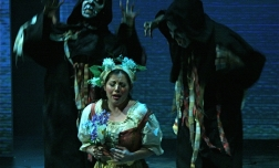 Gretel in Hansel and Gretel, Bronx Opera
