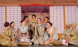 Yum-Yum in The Mikado, Opera Providence