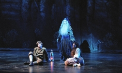 The Sandman in Hänsel und Gretel, Purchase College